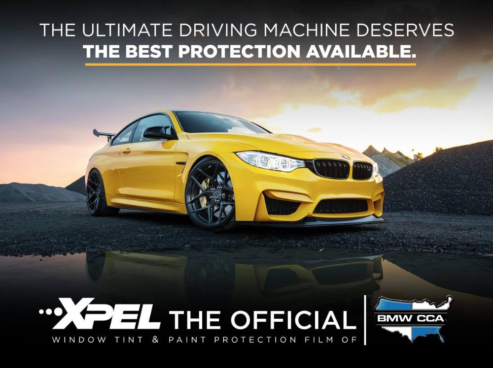 XPEL TRỜ THÀNH ĐƠN VỊ CHÍNH THỨC CUNG CẤP CHO BMW CLUB TẠI MỸ NĂM 2019